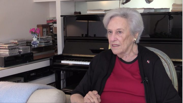Entrevue avec Alice Slater, de Nuclear Age Peace Foundation