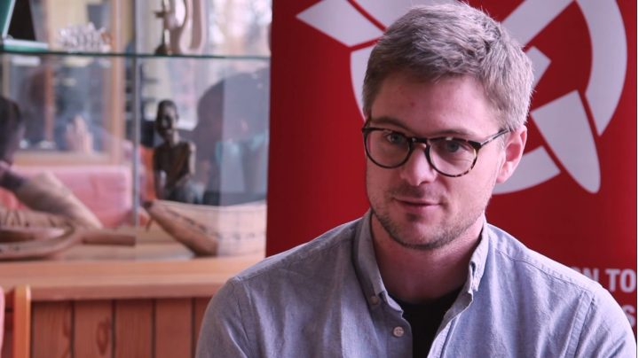 Interview with Daniel Högsta, International Campaign to Abolish Nuclear Weapons