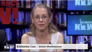 15 Years Later: How U.K. Whistleblower Katharine Gun Risked Everything to Leak a Damning Iraq War Memo