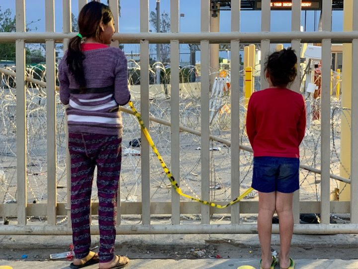 US-Behörden nehmen Menschenrechtsverteidiger an der Grenze zu Mexiko ins Visier