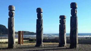 Cultura ancestral mapuche: Chemamüll, gente de madera