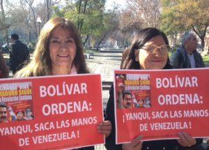 Chile y la solidaridad con Venezuela: «Detrás del informe de Bachelet está el imperialismo de Estados Unidos»