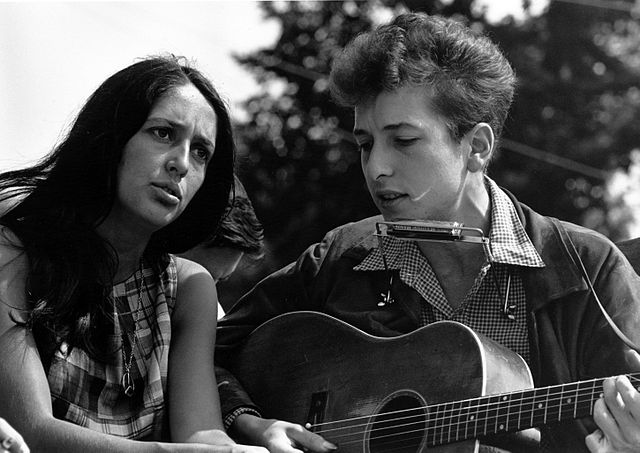 It's all about Image: Bob Dylan und sein Chief Commander