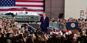 "Trump si vanta di costruire nuove armi nucleari però spera di ""non usarle mai"""