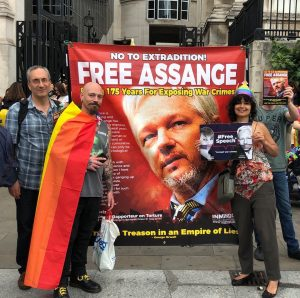 Assange, Democracy, and the People's Internet