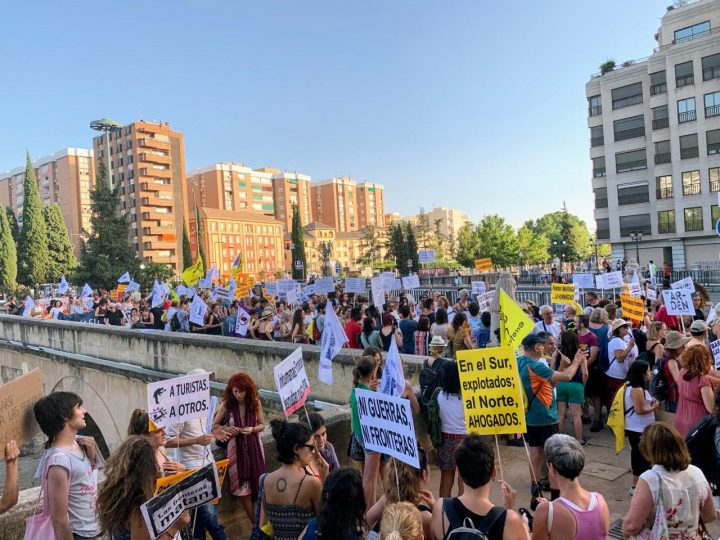 Granada se reivindica como ciudad de acogida