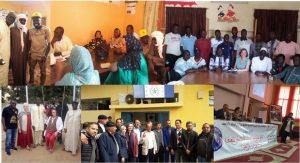 El continente africano se prepara para la Segunda Marcha Mundial por la Paz y la Noviolencia