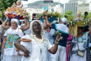 Terreiro de candomblé é depredado em Caxias, no estado do Rio