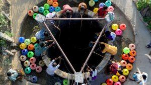 Indien geht das Grundwasser aus: Über 100 Millionen Menschen betroffen