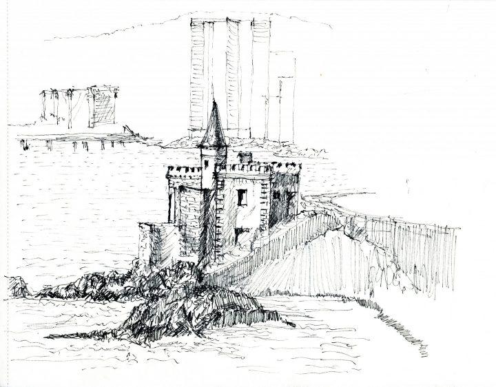 La defensa, el castillo y los militares