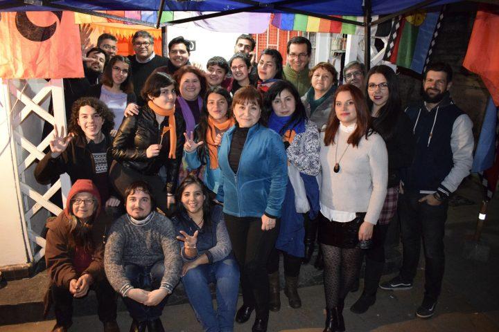 Humanistas inauguran sede territorial en Puente Alto [Región Metropolitana, Chile]