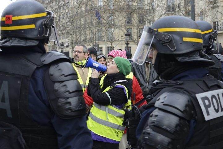 Die Repressions-Armee