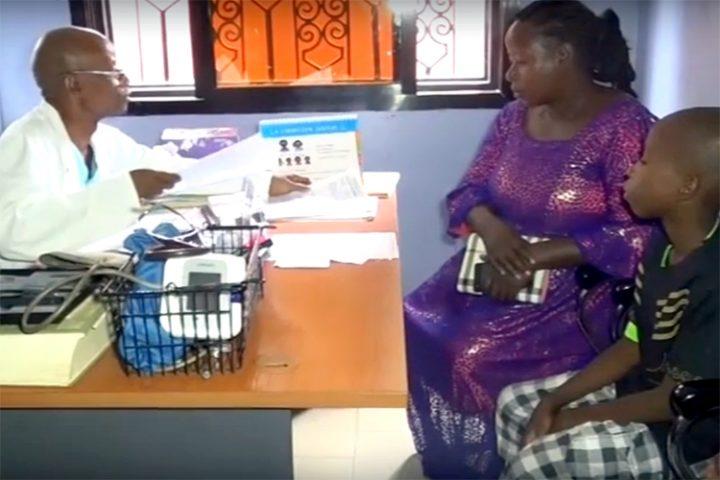 Soins des patients drépanocytaires en Guinée