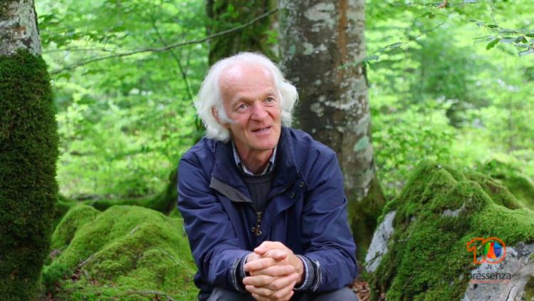 Ernst Zürcher : Longévité des arbres et système résilient
