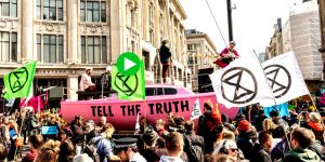 Extinction Rebellion supporta la Climate Action Week di Fridays For Future