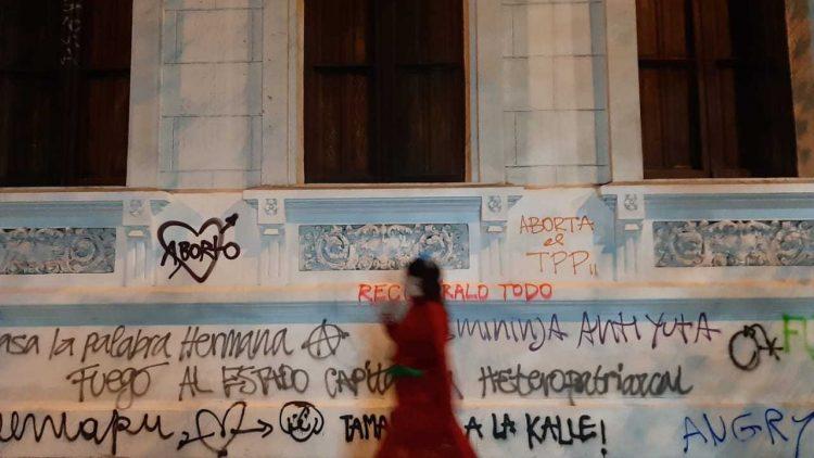 Chili : Marche massive pour un avortement libre et gratuit