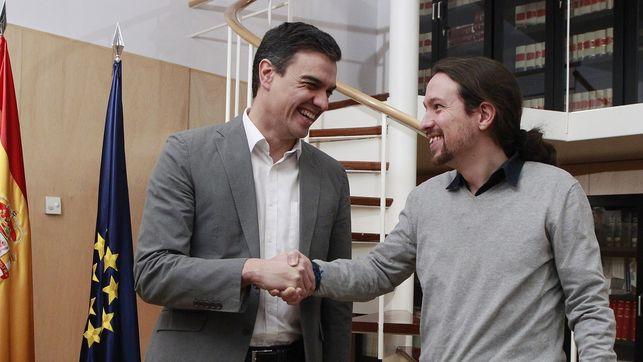 El desencuentro PSOE-Podemos sólo beneficia a la derecha, según el Partido Socialista Libre Federación
