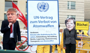 Interview mit IPPNW – Internationale Ärzte für die Verhütung des Atomkrieges