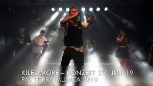 Kilez More – Voice of Peace en el Pax Terra Musica Friedens festival