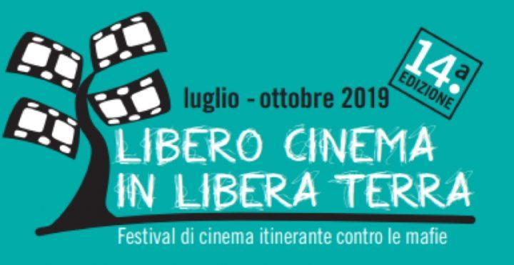Libero Cinema in Libera Terra 2019, Festival di cinema itinerante contro le mafie
