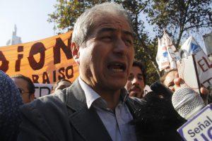 Mario Aguilar : « Nous ne sommes pas nés d'hier ! De toute évidence, arrêter la grève signifierait oublier les négociations en cours »