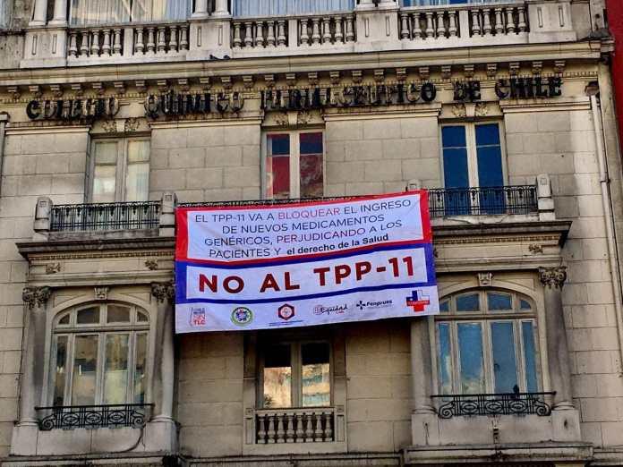 Plebiscito TPP-11 ya suma más de 94.000 votos en plataforma virtual