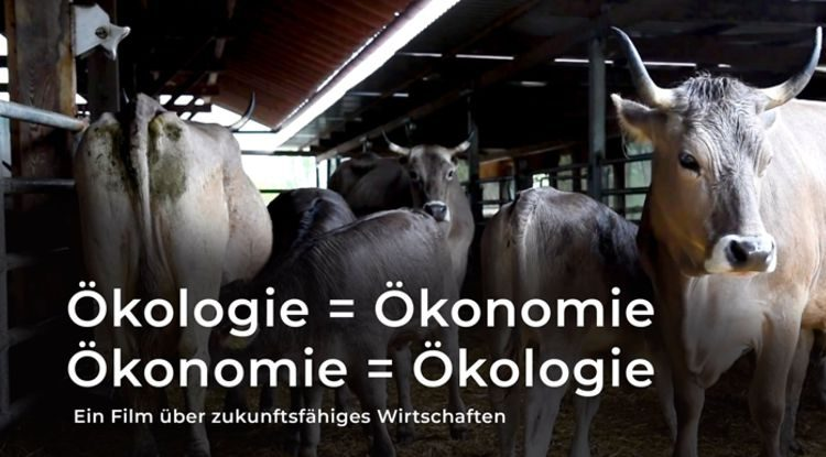 Nur was ökologisch ist, ist auch wirtschaftlich