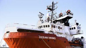 L'Ocean Viking prend la mer au secours des migrants