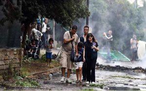 Roma: Sobre la seguridad, sólo les dirán que…