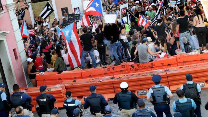 Pa'lante Puerto Rico, Pa'lante
