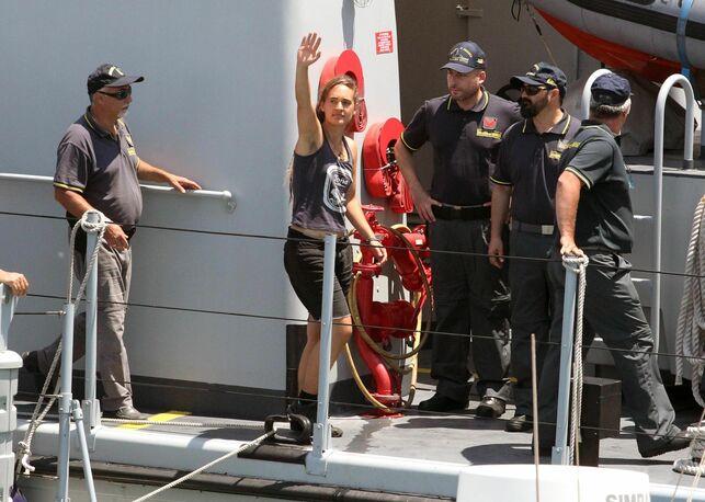 Amnesty chiede il ritiro delle accuse contro Carola Rackete
