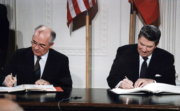 ICAN Statement regarding the collapse of the Intermediate-Range Nuclear Forces (INF) Treaty