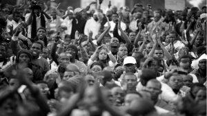 El pueblo senegalés dice basta al saqueo