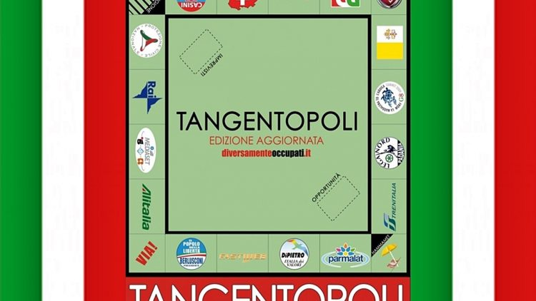 Tangentopoli edizione aggiornata