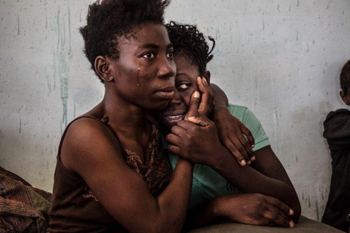Inmigrantes refugiados: Los llaman invasores, pero son rehenes
