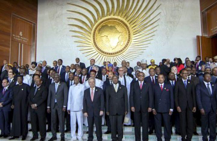 Union africaine : les enjeux du sommet de Niamey