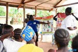 Unicef/Ebola: cresce il rischio di diffusione in Sud Sudan dalla Repubblica Democratica del Congo
