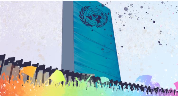 Die Weltbürgerinitiative als Ergänzung zu den Vereinten Nationen und als Instrument für eine demokratische Teilhabe auch auf UN-Ebene, weitere Informationen auf www.worldcitizensinitiative.org