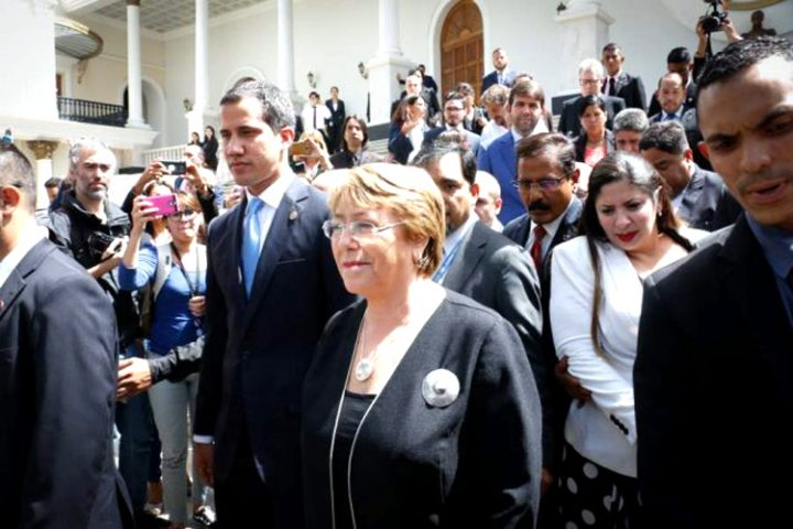 Peut-on faire confiance au rapport Bachelet sur le Venezuela ?
