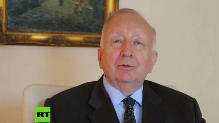 Willy Wimmer zur Wahl von der Leyens: Gefahr, dass EU zur zweiten NATO wird und Kriegsgefahr wächst