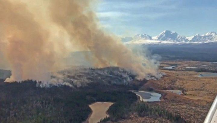 Gobernador de Alaska destruye investigación climática