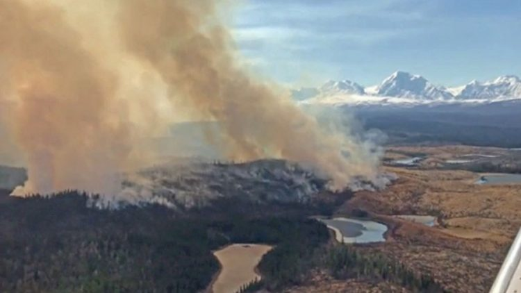 Alaska Governor Demolishes Climate Research