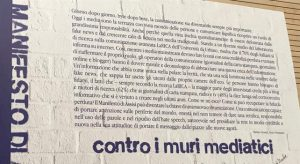 """""""Augurare lo stupro ti costa, non è un'opinione, ma un reato"""". Articolo 21 aderisce alla campagna #odiareticosta"""