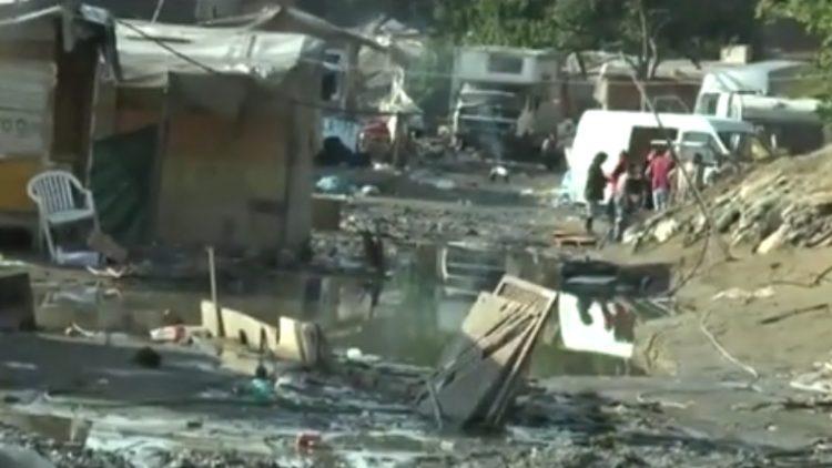 Campo nomadi Giugliano