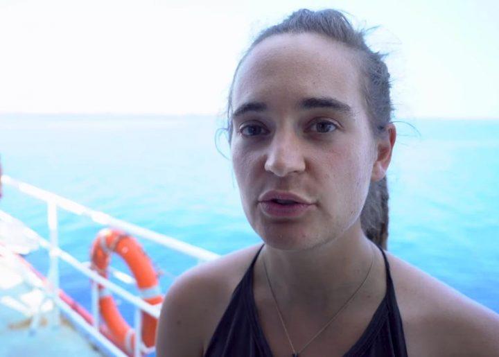 Carola Rackete resta libera dopo l'interrogatorio ad Agrigento