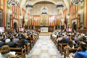 Barcelona decretarà l'Emergència Climàtica l'1 de gener de 2020