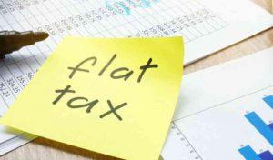 La flat tax incrementale è incostituzionale