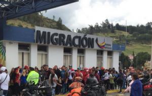 Ecuador: visa para la población venezolana y algo más