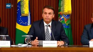 Brazilian President Bolsonaro Threatens Glenn Greenwald with Imprisonment HeadlineJul 29, 2019