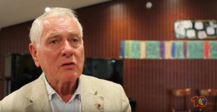 Interview de Bernard Norlain, ancien Général de l'armée de l'air, vice-président d'Initiatives pour le Désarmement Nucléaire [1/3]